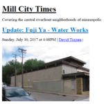 Mill City Times Fui Ya