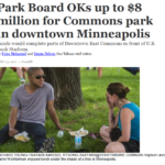 Park Board Oks up to 8 Million