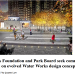 Park Foundation Input on Water Works